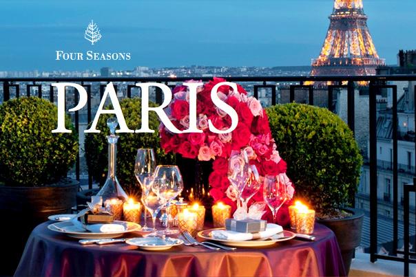 Romantic Getaway in Paris, $40,000