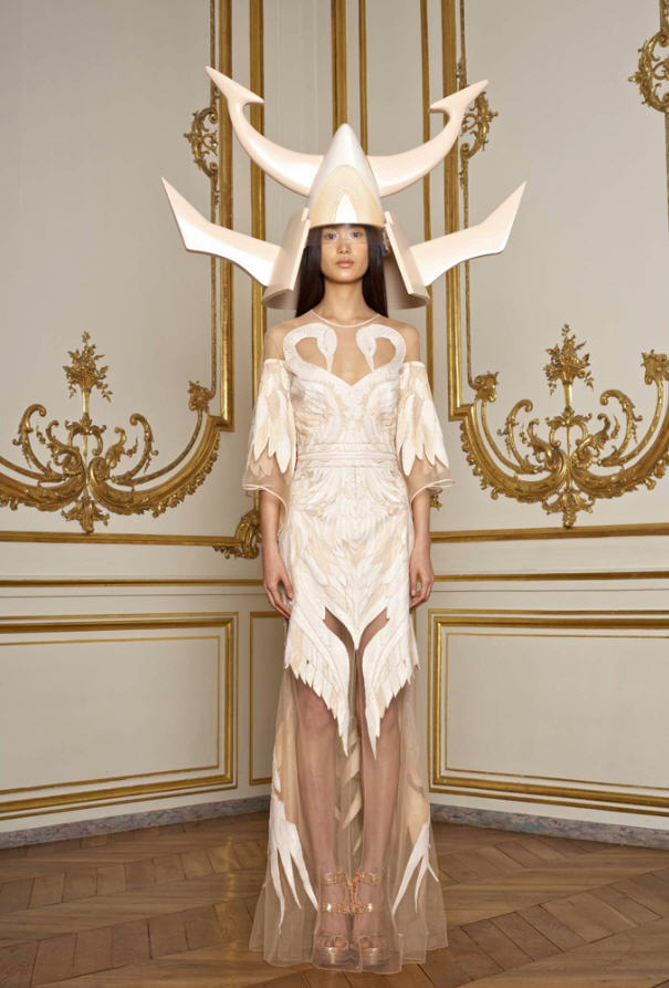 Photos courtesy of givenchy for How to become a haute couture designer