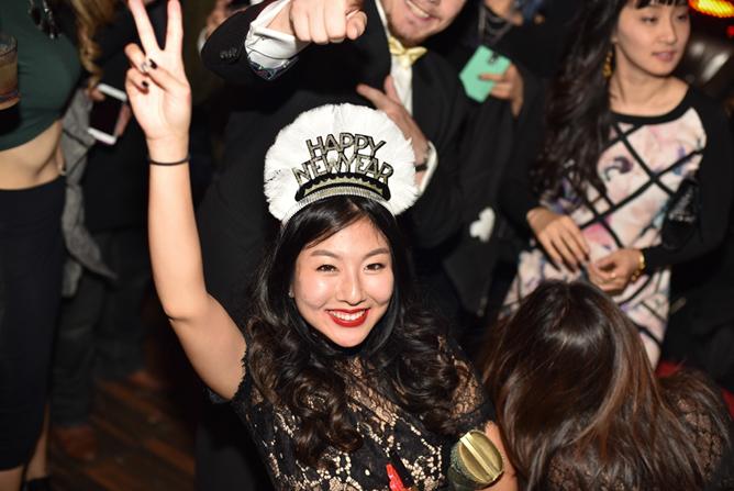 Privy Rockin' Eve 2016