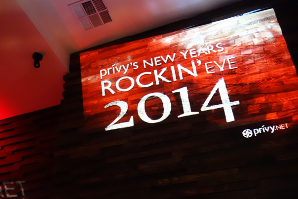 Privy New Years Eve 2014 Party