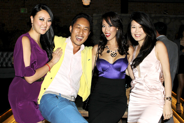 Cosmopolitan crowd celebrates at Privy and Destination Luxury's fabulous Spring Fling