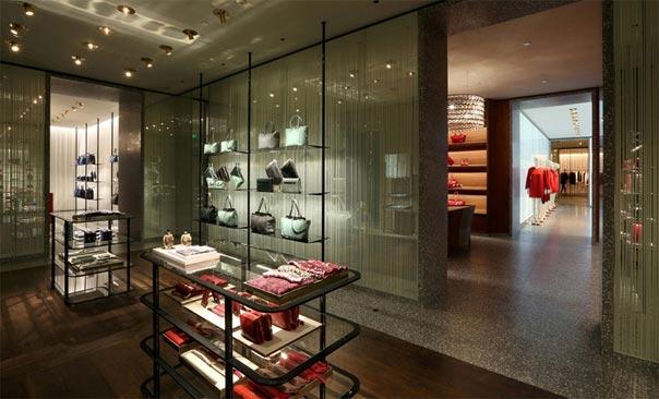 Valentino Shanghai Store
